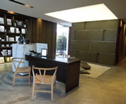 The interiors---A private sanctuary