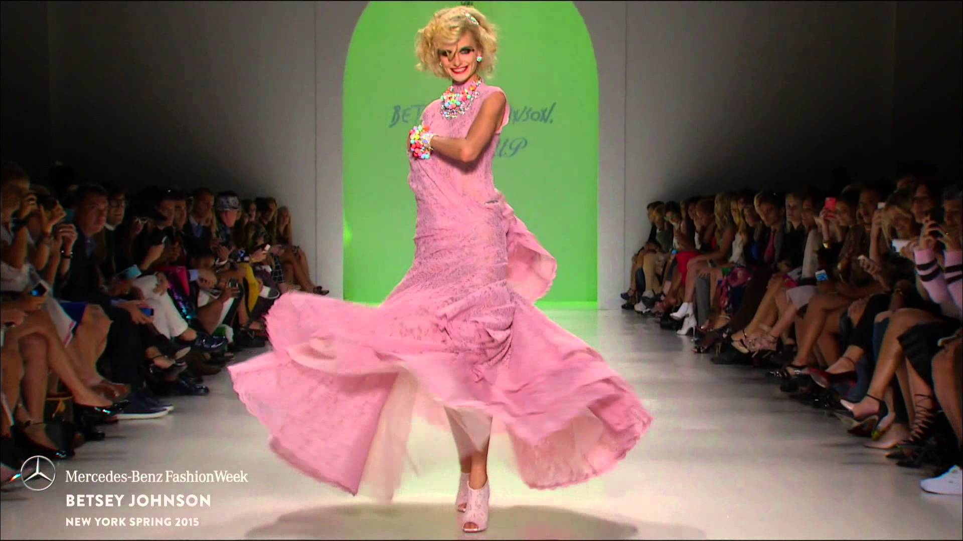 MERCEDES-BENZ FASHION WEEK S/S15 COLLECTIONS